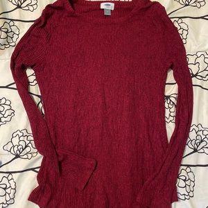 Long sleeve shirt women's